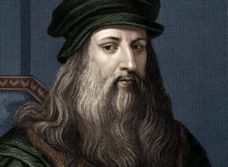 Leonardo Da Vinci. 500° 1519-2019. La vita(prima parte)