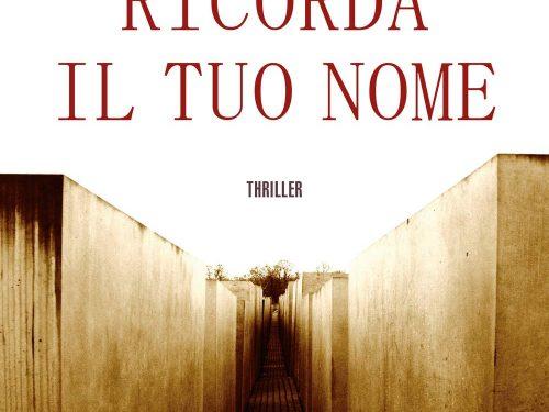 Blogtour: Ricorda il tuo nome di Nicola Valentini. La figura femminile nel romanzo Sarah Lieberam e Greta Baum a confronto.