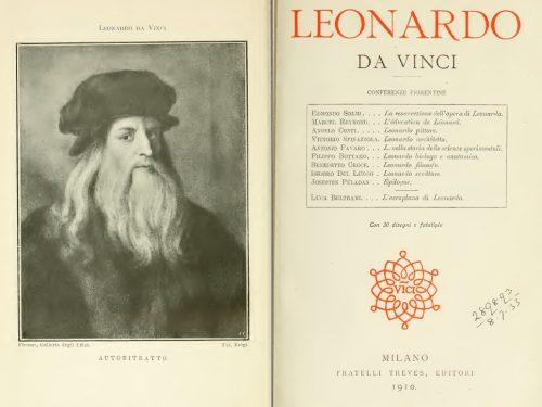 Consigli di lettura dal blog su Leonardo da Vinci