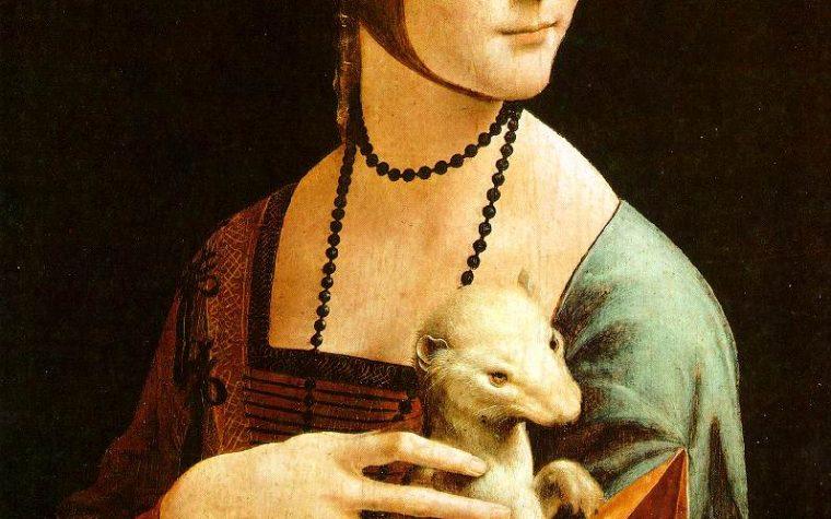 #8 – La dama e l'ermellino di Valeriana Maspero
