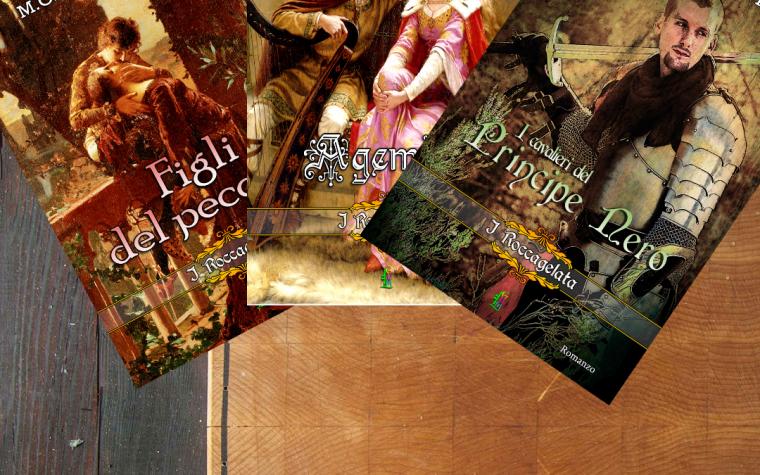 Segnalazione trilogia di Roccagelata di M.G.L. Valentini
