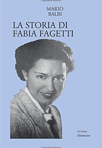 La storia di Fabia Fagetti – Mario Balbi