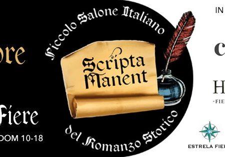 SCRIPTA MANENT – Piccolo salone del romanzo storico 9-10 novembre