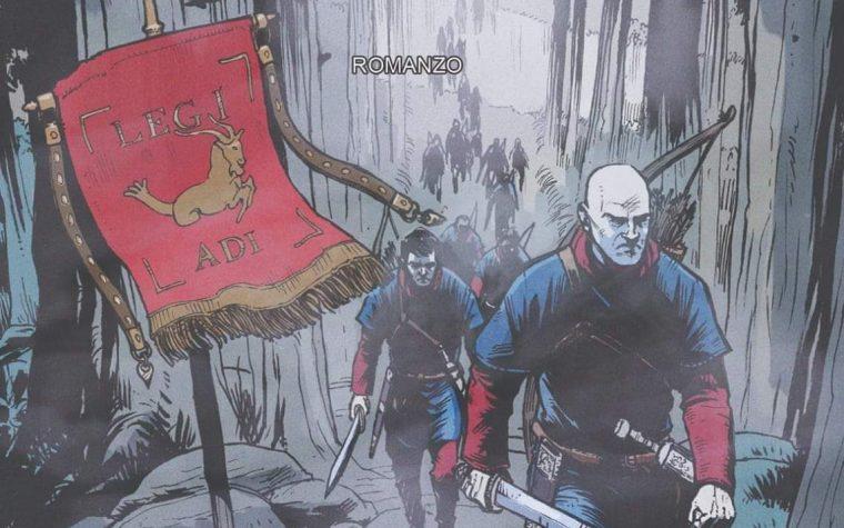 La Legione venuta dal mare  di Ivan La Cioppa