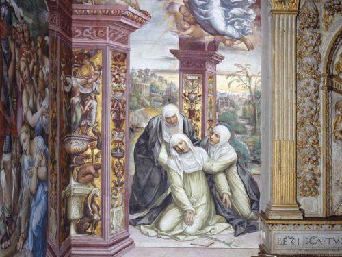 Santa Caterina da Siena. L'arte, la storia, la reliquia