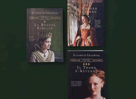 Il romanzo di Eleonora d'Aquitania. – Elizabeth Chadwick, I. Katerinov (Traduttore)