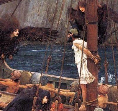 – Le Sirene – #bookblogadventure – L'Odissea raccontata da Penelope .. – Marilù Oliva