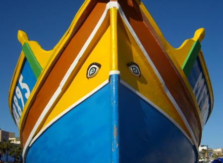 Gli occhi delle barche