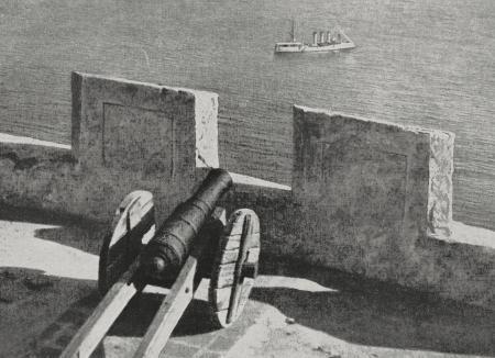 Invasione della Libia da parte dell'Italia (guerra Italo-Turca) 1911 Prima parte