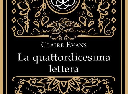 La quattordicesima lettera  Claire Evans