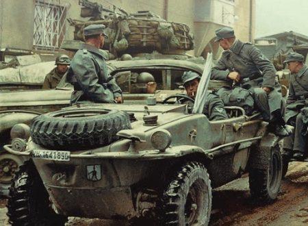 Introduzione mezzi anfibi, speciali e Schwimmwagen anfibio tedesco seconda guerra mondiale