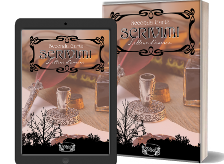 #cover reveal : Scrivimi. Lettere d'amore – Seconda Carta