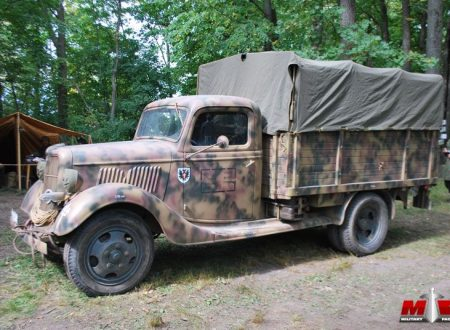 Definizione di autocarro e Opel Blitz 4×2 tedesco nella seconda guerra mondiale