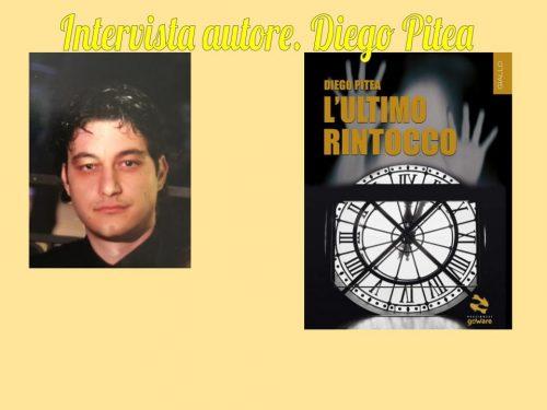 Intervista autore. Diego Pitea