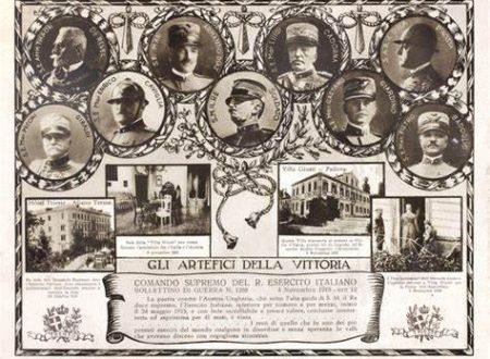 Storia del soldato Giovanni Cirmena (fratello di Tommaso e Francesco Cirmena) nella prima guerra mondiale.