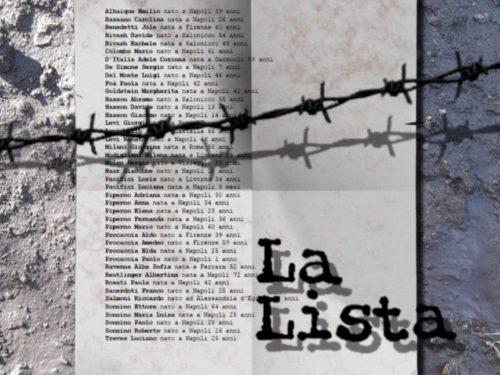 La Lista: Gli ebrei di Napoli e la Shoah di Vincenzo Cortese