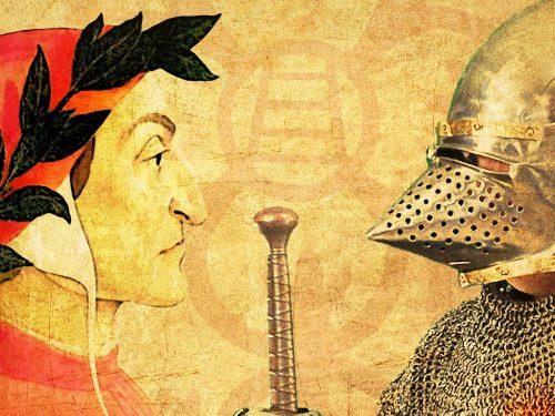 Il Ghibellin fuggiasco: Dante e Cangrande della Scala di Giovanna Barbieri