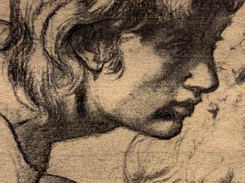 La Trasfigurazione di Raffaello di G.P. Rossi
