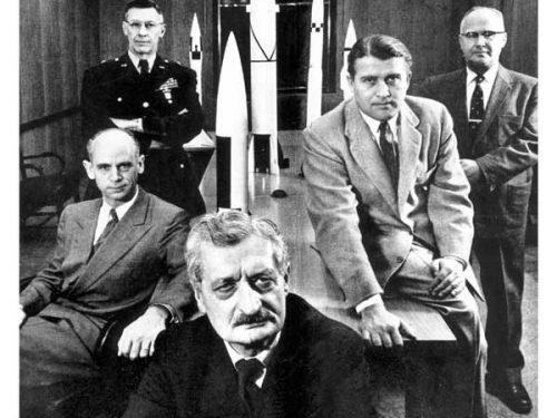 Hermann Oberth e Robert Goddard i due padri della missilistica parte seconda