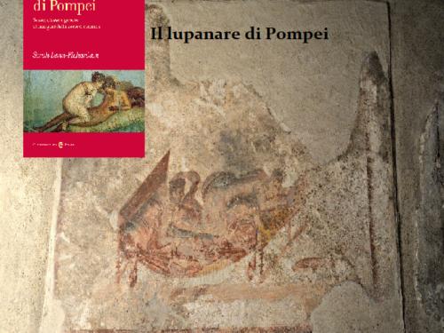 Il lupanare di Pompei di Sarah Levin-Richardson