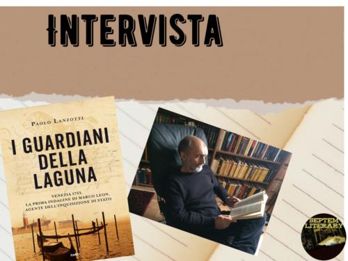 Intervista a Paolo Lanzotti