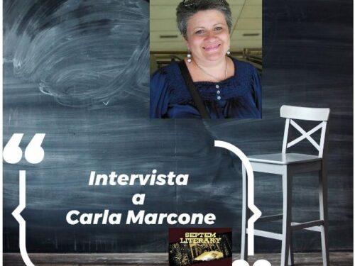 Intervista, Carla Marcone