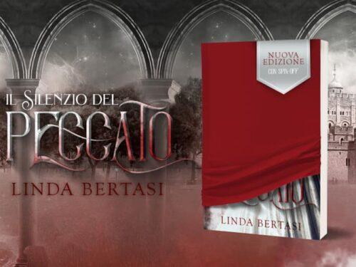 Cover Reveal – Il Silenzio del Peccato di Linda Bertasi