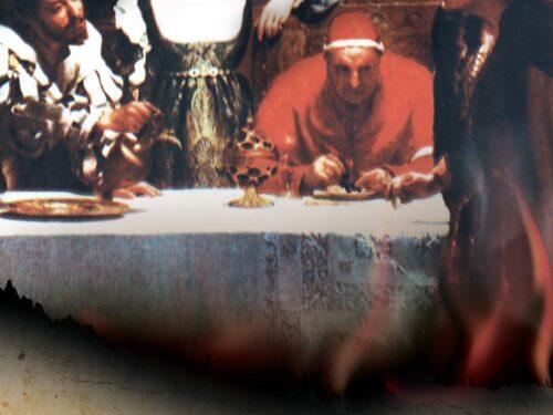 Borgia. Scandali in Vaticano di Anita Giannasio