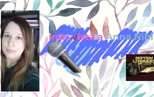 Intervista a Anna Nihil