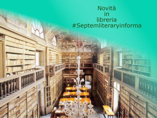 #Segnalazioni novità in libreria 31/05/2021