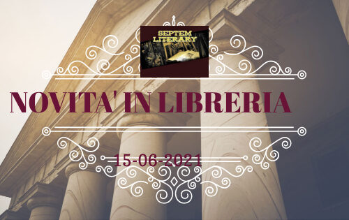 #novità in libreria 15-06-2021