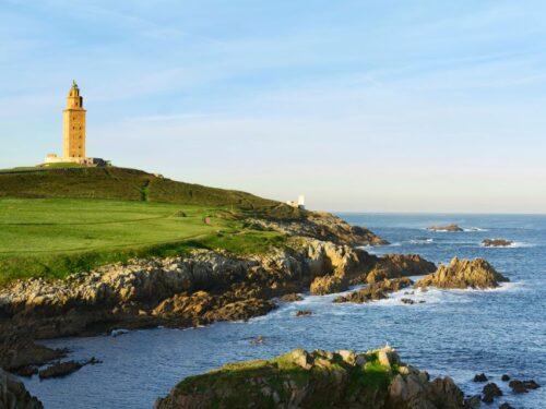 Torre di Ercole – Galizia – Spagna – La  Coruña