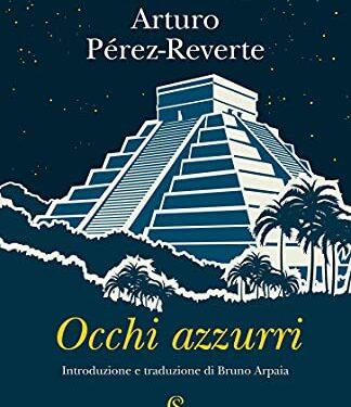 Occhi azzurri di Arturo Pérez-Reverte